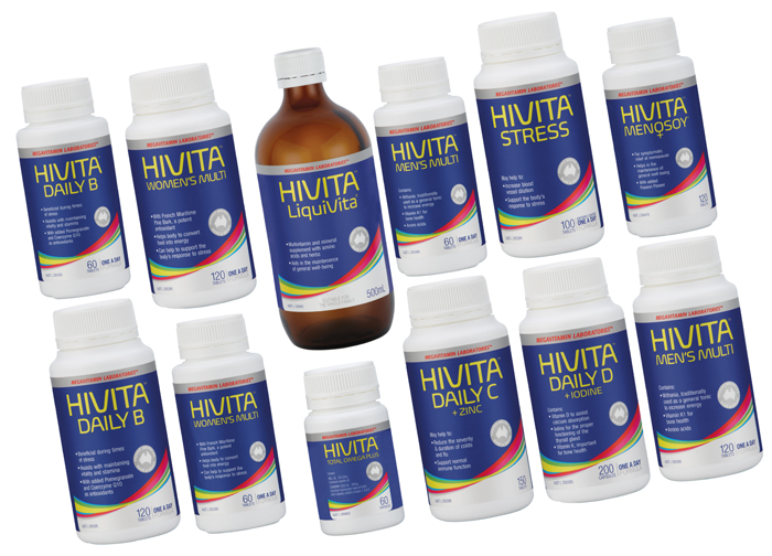 Megalek/HIVITA Packaging